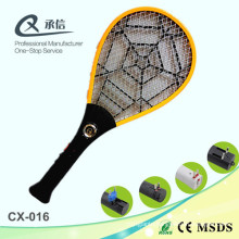 LED Electronic Mosquito Swatter Fly Killer Racket