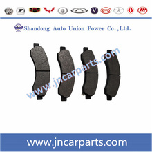 Great Wall Spare Parts Front Brake Pad 3501175-K00-J