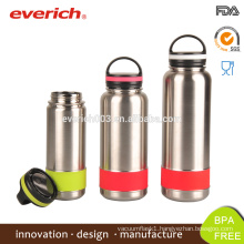 High quality double wall vacuum stainless steel water bottle