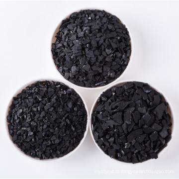 Carvão ativado granel do carvão do escudo do melhor preço