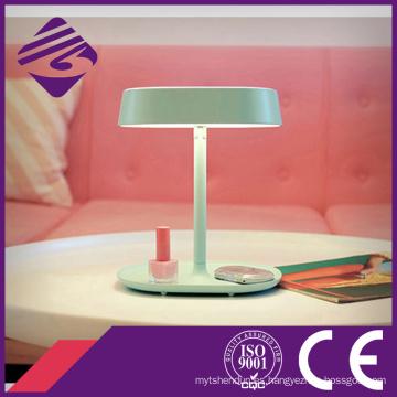 Jnf-01 Proveedor de China Iluminado Escritorio Cosméticos Maquillaje Espejo de vanidad con luz LED