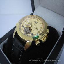Интеллектуальные механические часы Men′s часы (JA15008)