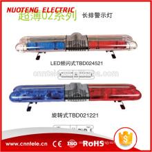 La barre lumineuse d'avertissement LED NUOTENG TBD024521 utilise un tube au xénon à impulsion importé par l'Allemagne