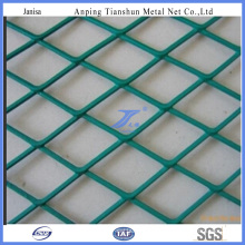 PVC Coated Expanded Wire Mesh Panel (TS-J110)