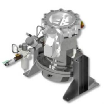 Плотная фаза Pneumaitc Mini Pot Конвейер