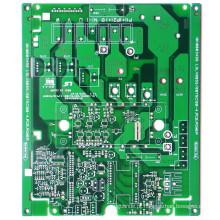 Placa multicamada do sistema da indústria de controle