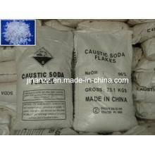Pure Caustic Soda Flakes (99% min)