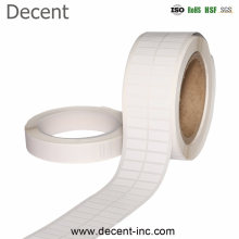 Decent Free Sample Barcode Printing Shipping Packing Direct Thermal Transfer Label Roll Self Adhesive Custom Stickers