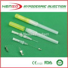 Tipo de pluma de catéter IV de seguridad desechable de Henso