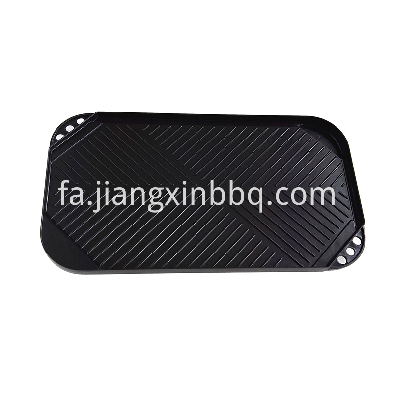 Reversible Griddle Pan