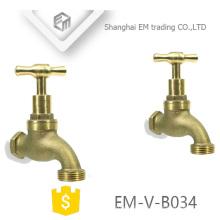 EM-V-B034 gate valve brass bibcock