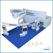 modular high quality trade show expo booth display, trade show booth design