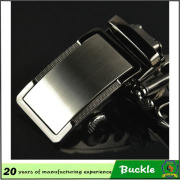 Boucle de ceinture personnalisée en alliage de zinc noir personnalisé