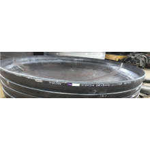 Online Manufacturer for Carbon Steel Flange Only Dished Head Carbon steel welding dish head supply to Djibouti Manufacturers