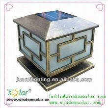 Verkaufsfähigen dekorative Garten Solarleuchte CE & Patent(JR-3018B 48pcs LED)