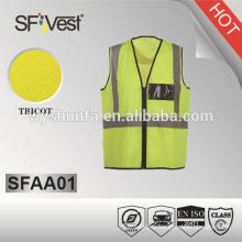 ISO EN 20471 Gilet de protection réfléchissant