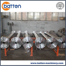 65mm Screw Barrel for 3 layer film Co-extrusion
