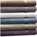 2015 toallas de baño blancas de algodón puro vendedor superior del proveedor de China