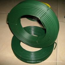 Fio revestido do PVC para o fio de ligação