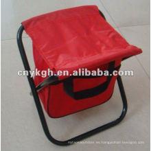 Taburete de almacenamiento plegable con bolsa VLA-2001S