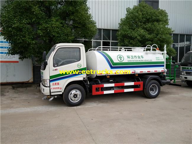 4200 Litres Sprinkler Water Tanks