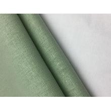 Tela sólida de algodón de lino 10s