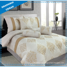 3 PCS Jacquard Bedding Duvet Cover (Set)