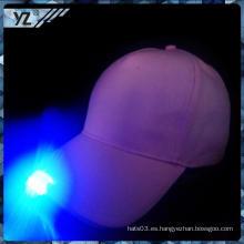 Gorra de béisbol de encargo del profesional de los clásicos LED para las ventas al por mayor