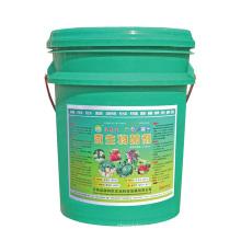 Wasserlöslicher Dünger mit Pflanzenextrakt und Huminsäure