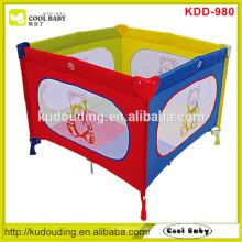 Hersteller Square Baby Laufstall für Baby zu spielen