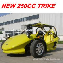 Nuevo 250cc 2015 NUEVO trike reclinable eléctrico al por mayor de la bicicleta de China para la venta con el revés automático (MC-415)