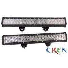 Super Bright 126W Double Row Automotive LED Light Bar 20 In