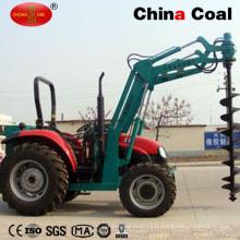 Chine Machine de Digger de trou de poteau électrique bon marché