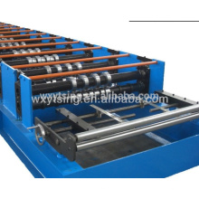 YTSING-YD-4814 Pass CE and ISO Deck Roll Forming Machine Low Price, Metal Deck Roll Forming Machine