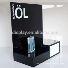 Most Popular Acrylic Wine Bottle Display Stand