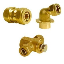 Universal Brass fittings bathroom