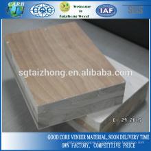 Door Used 44mm Okoume Panneaux lattés - panneaux blocs