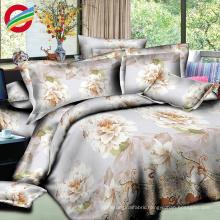 beautiful modern 100% cotton 3d bedding sheet sets