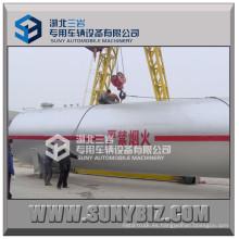 65m3 2015 Venta caliente China Q345r GLP Gas almacenamiento tanques