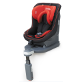 Baby car seats with grey green covers