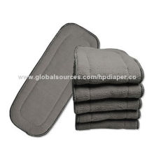 High-absorption and Easy Washable 5-layer Bamboo Charcoal Insert, Customized Orders Also Welcomed