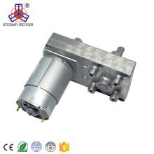 24v collation et boisson Distributeur automatique de moteur à courant continu avec boîte de vitesses 12v