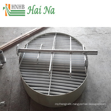 Non Fibrous Dust Cleaning Mist Eliminator Demister Filter