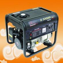Aprovação GS 1.1kW máx. Power petrol generator_luxury type_ # WH1500-K