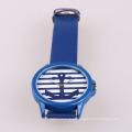 blue fashion quartz sailing watch man, japan movt watches