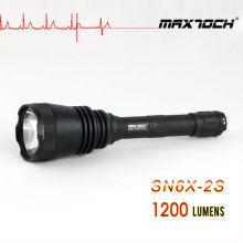 Mamtoch SN6X-2S Verbesserte SN6X-2 Jagd Cree U2 1200 Lumen Mr Light LED Taschenlampe