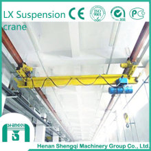 Lx Model Single Beam Suspension Bridge Crane 3 Ton