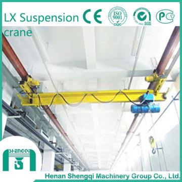 Lx Modèle Seule Poutre Suspension Pont Grue 0.5 Ton