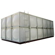 Tanque de agua flexible GRP / SMC / FRP