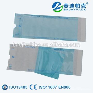 bolsas de esterilización de indicadores químicos